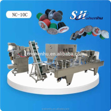 shanghai factory sealing machine thread caps with CE/SGS popular type
