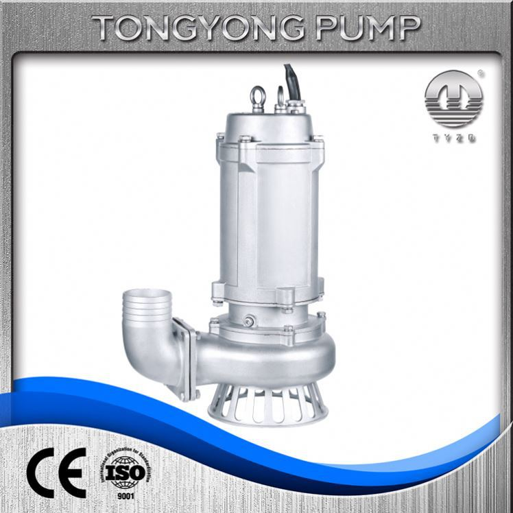 sewage submersible centrifugal water cooler horizontal multistage pump