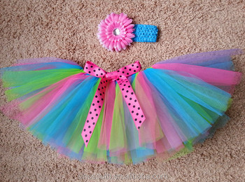 colorful tutus