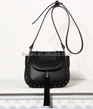 Offering new pu leather ladies shoulder handbags (H98)