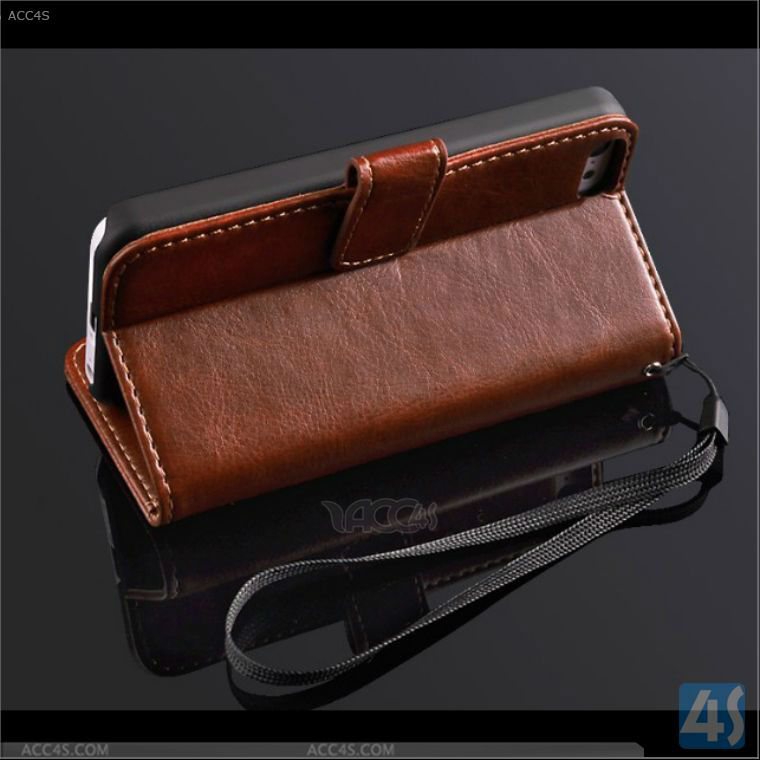 For iPhone 5C PU Leather Handbag Case Newest Products 2014 P-IPH5CCASE041
