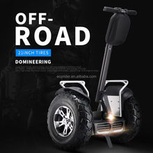 EcoRider APP remote control balance gyro scooter / brushless motor off road electric chariot E8