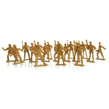 Zhorya 2015 Hot selling Children High quality cheap military toys plastic army play set Kids small soldiers figures toy