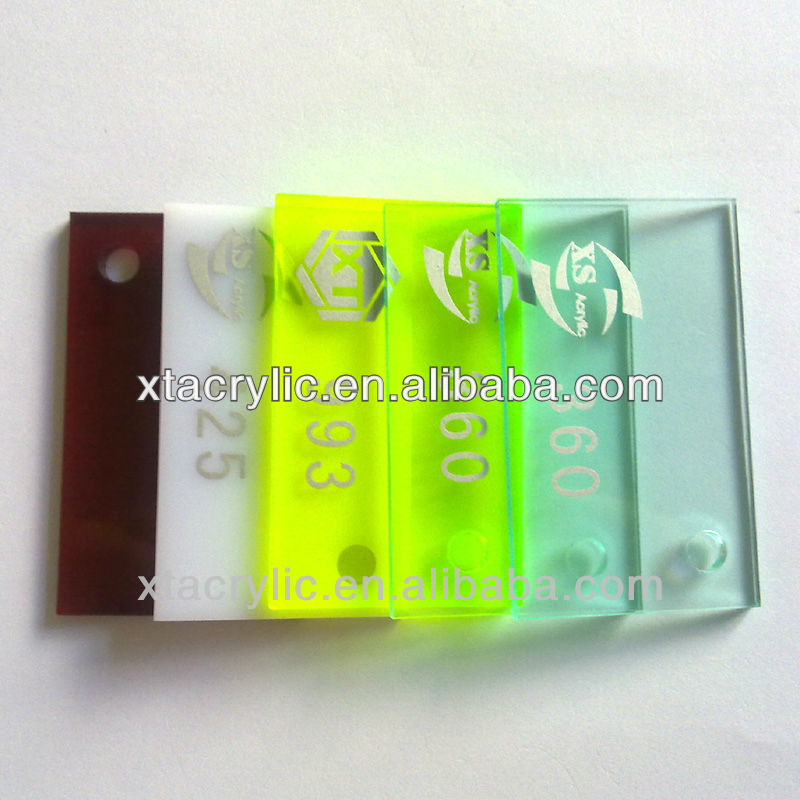 acrylic plexiglass sheets for LED industry