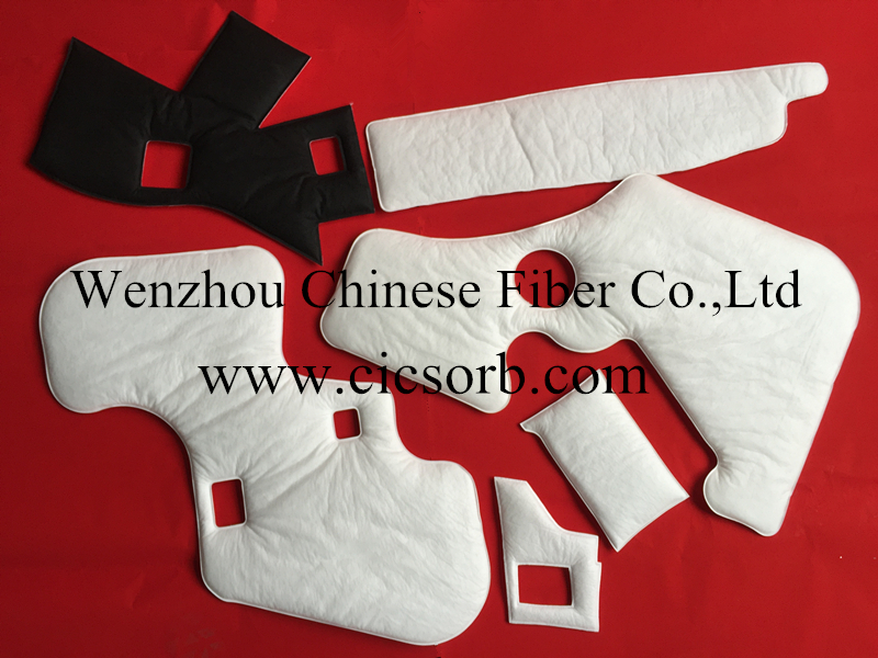 car chassis sound proof insulation fabric material