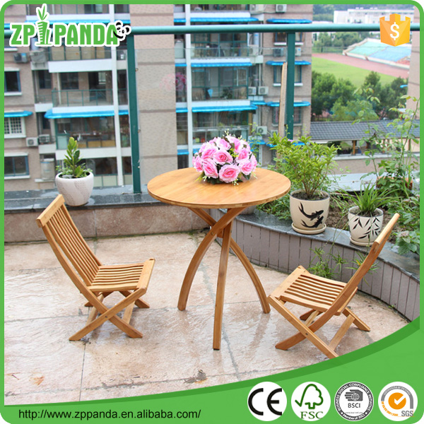 Garden Sets Outdoor Furniture French Bamboo Bistro Chairs And Table Cheap Pri