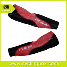 Natural comfortable & popular protective compression arm sleeve cycling arm warmers wear with custom service
