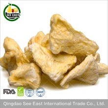 Golden Supplier Dried Fruits Price Freeze Dried Pineapple