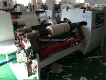 HJY-FQ12 high speed non woven cloth slitter and rewinder