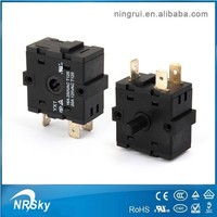 2015 hot sale electrical gas cooker rotary switches
