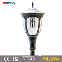 2016 New bee solar lights garden with best quality and low price