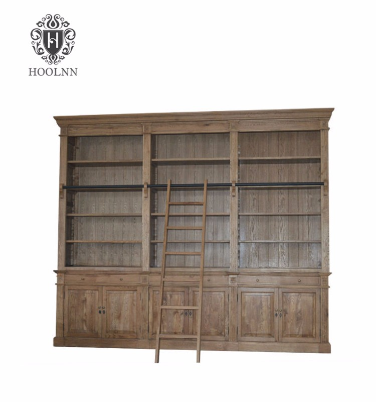 French Library Bookcase W5811-300