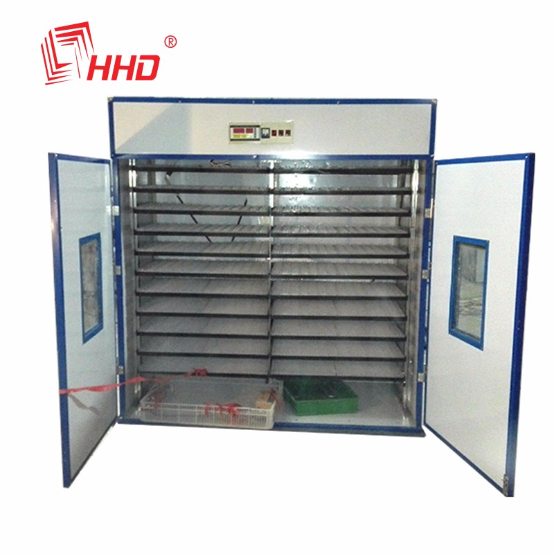 2018 HHD Highly professional commercial incubator and hatcher egg incubator hatchery machine with high quality EW-5280