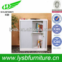 Small high quality steel roller shutter door storage cabinet