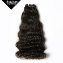 7A 100% Virgin Human Bulk Brazilian Loose Wave Human Hair Extensions