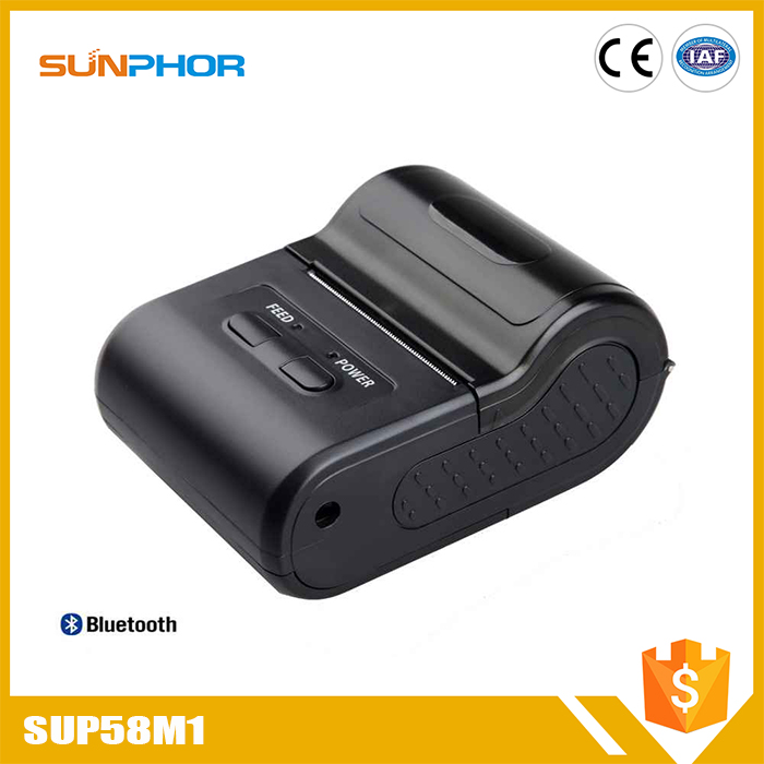 ESC/POS command 58mm mini mobile thermal printer