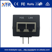 IP phone/interchanger/security cameras/wireless network access points poe power adapter 48v0.5a