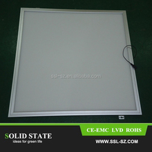 High power 36w smart touch controls 625x625 smd led light diffuser panel