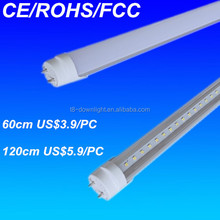 2015 Supplier china competive factory Price new product school light T8 Led Tube 24w 1500mm led tube lighting