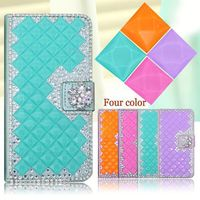 Elegant Lady Wallet Style bling bling case for Allview E3 Sign Shiny cell phone covers for Allview E3 Sign