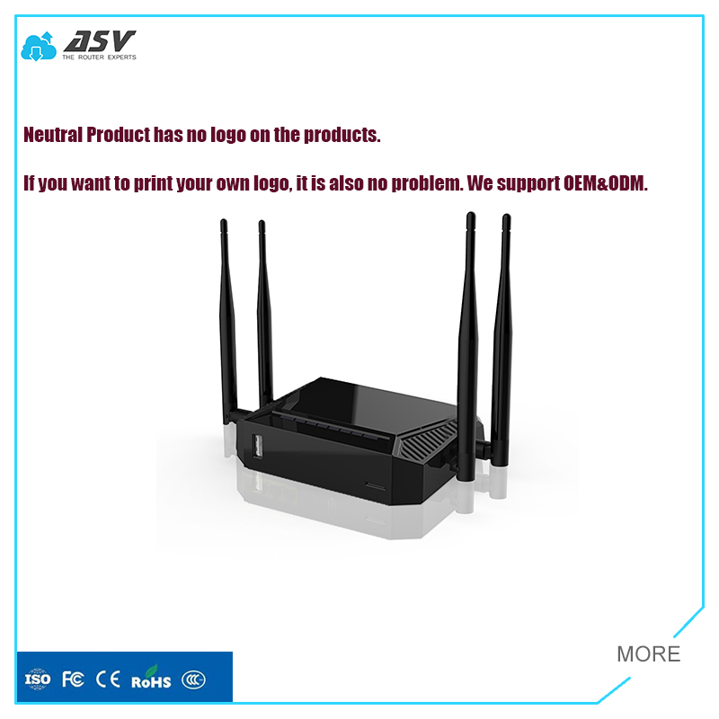 mini 1200Mbps 11AC usb wireless 3g 4g wifi router