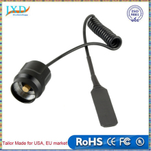 Remote Pressure Switch Flashlight Rat Tail Switch For C8 Q5/R5/T6 LED Torch