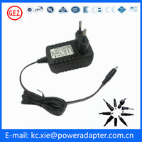 100% good quality KC adaptor power adapter 12v 600ma