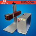 china manufacture 10/20/30w fiber laser metal engraving machine