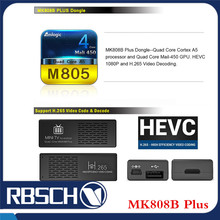 Android MINI PC MK808B plus Android 4.4 M805 1GB/8GB Wifi BT