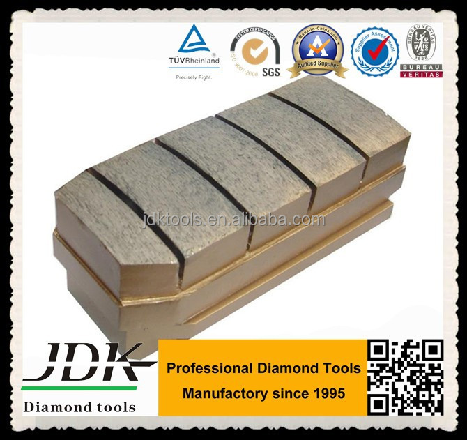 Metal Bond Diamond Fickert Grinding Tools