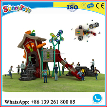 Sports equipment inflatable water park games for childcare center