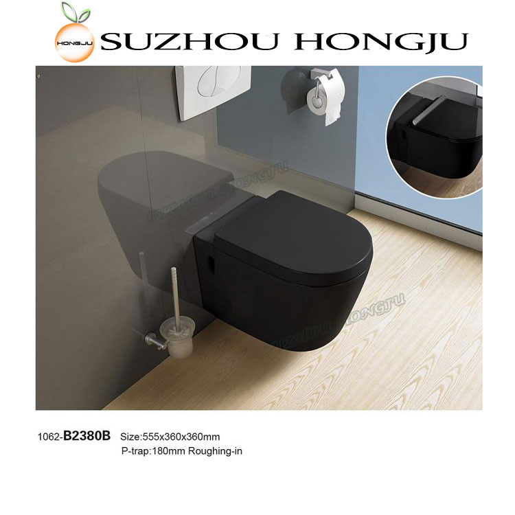 Hot selling cistern concealed bathroom wc toilet