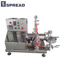 Lab horizontal bead mill for ink