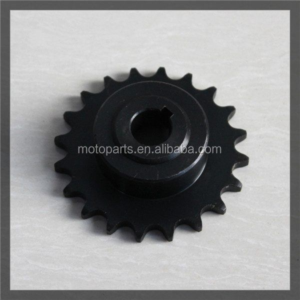 motorcycle rear sprocket 420 Chain 20 Tooth Sprocket for the Baja Mini Bike bajaj gear and sprocket