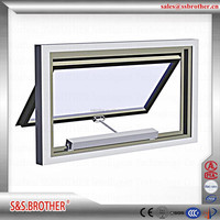 Promotional ease use remote control window open ventilation blinds engineering mechanics dynamics