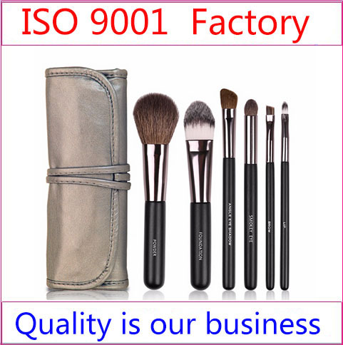 Factory Custom Makeup <strong>Brushes</strong> with Private Label Makeup <strong>Brush</strong> Set