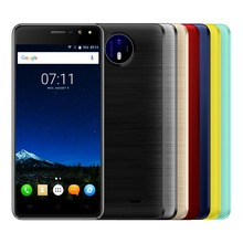 "vkworld F2 Original SmartPhone 5"" IPS Screen 2.5D Dual Camera Flash OTA Android Mobile Phone No With LOGO"