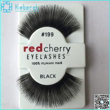 Low price false eyelashes manufacturer Red cherry