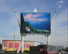 led AD P10/P16 outdoor waterproof variable program outdoor led display p10 advertising led display outdoor