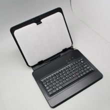 "Blue Color for iPad Case with Keyboard,8"" Tablet Case"