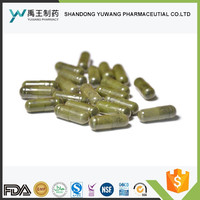 High Quality Fda Certificate Green Tea Extract Essence Oem Resveratrol Hard Capsule