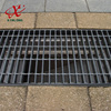 High Galvanized Steel Driveway Grates Grating