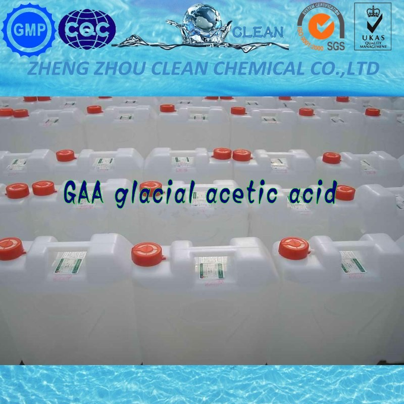 Product details: Glacial Acetic Acid/GAA 99.8% Two Types information