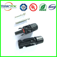 MC4 T branch solar connector,waterproof IP67 used for PV system