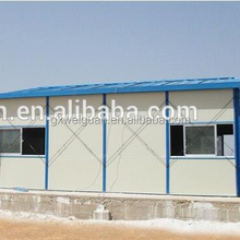 China Low Cost Prefab K House, Prefabricated House, Prefab Warehouse