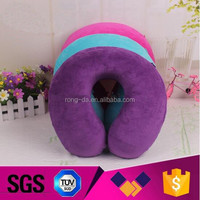 Supply all kinds of bean bag neck pillow,super soft baby neck pillow,car seat head neck rest pillow