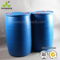 55 gallon 200l HDPE plastic drum small open top food grade