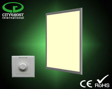 Remote controller 24VDC Dimming LED Panel Light 200X200mm TUV CE GS CB SAA