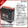 12v Dry charged rechargeable lead acid battery (industrial ups storage battery)