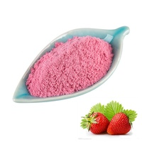Water Soluble Strawberry Juice Powder in Bulk